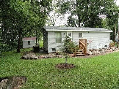 Green Lake County Single Family Home For Sale: W6854 Jolin Rd Road