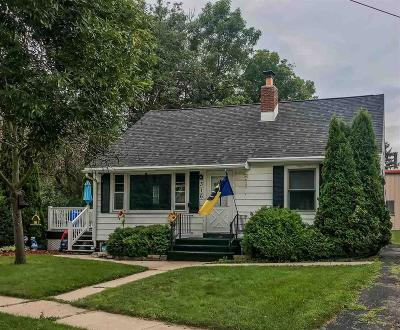 Dodge County Single Family Home For Sale: 316 Main St Street
