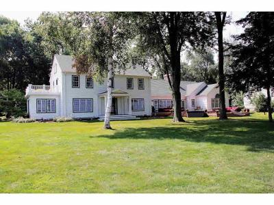 Fond Du Lac Single Family Home For Sale: N8504 Linden Beach Road Road