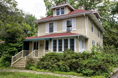 Fond du Lac County Single Family Home For Sale: W5129 East Division Street Street