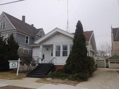 Fond Du Lac WI Single Family Home For Sale: $64,900