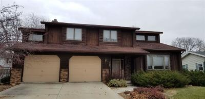Fond du Lac County Single Family Home For Sale: 189 Pheasant Drive Drive