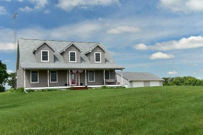 Ripon Single Family Home For Sale: W11950 Hwy 23