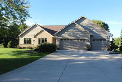 Fond du Lac County Single Family Home For Sale: W4015 Fairlane Circle Circle