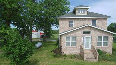 Lomira Single Family Home For Sale: N10368 Hwy 175