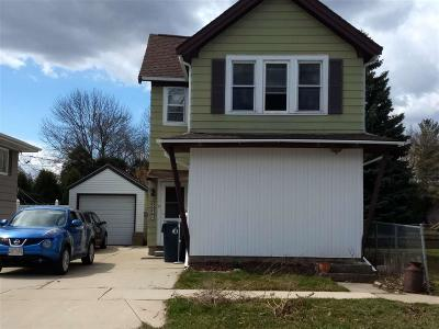 Fond Du Lac WI Single Family Home For Sale: $69,000