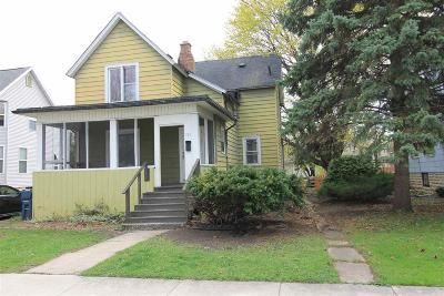 Fond Du Lac WI Single Family Home For Sale: $64,000