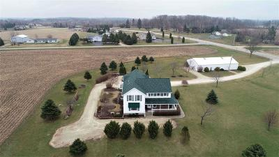 Fond du Lac County Single Family Home For Sale: W1019 Hwy B