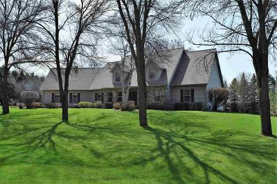 Fond du Lac County Single Family Home For Sale: N4999 Summit Drive Drive