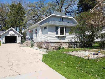 Rosendale Single Family Home For Sale: 317 North Main Street Street