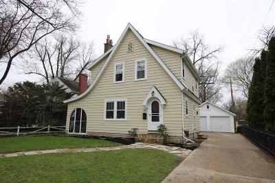 Fond Du Lac Single Family Home For Sale: 144 Cottage Avenue Avenue