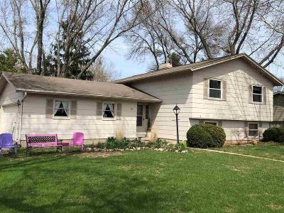 Fond Du Lac Single Family Home For Sale: 797 Mequon Avenue Avenue