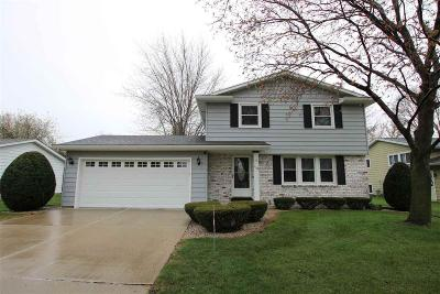 Fond Du Lac Single Family Home For Sale: 118 20th Street Street