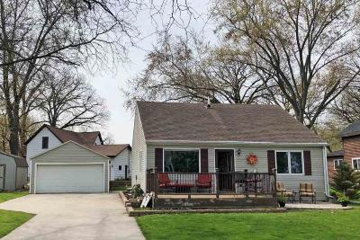 Fond Du Lac Single Family Home For Sale: W5214 Bechaud Beach Drive Drive