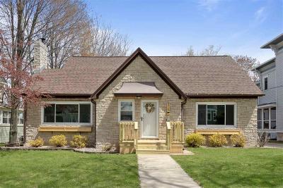Fond du Lac County Single Family Home For Sale: 515 Watson Street Street
