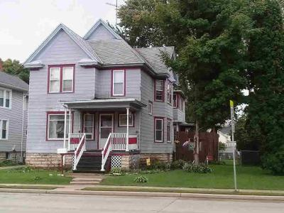 Fond Du Lac Multi Family Home For Sale: 70 East Johnson Street Street