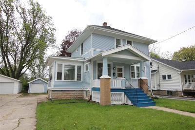 Fond Du Lac Single Family Home For Sale: 140 West 9th Street Street
