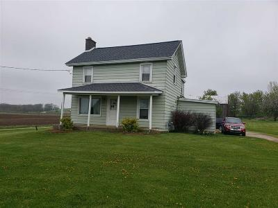 Dodge County, Fond Du Lac County Single Family Home For Sale: W2971 Hwy F