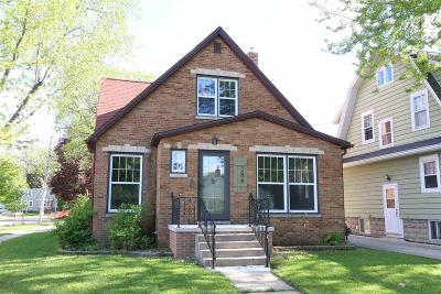 Fond du Lac County Single Family Home For Sale: 286 Rose Avenue Avenue