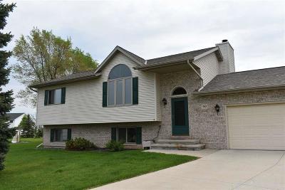 Fond du Lac County Single Family Home For Sale: 50 Sammy Jo Circle Circle