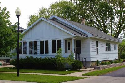 North Fond Du Lac Single Family Home For Sale: 1112 Wisconsin Avenue Avenue