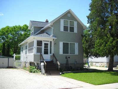 Fond du Lac County Single Family Home For Sale: 80 East Arndt Street Street