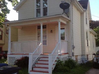 Oshkosh Single Family Home For Sale: 312 West Melvin Avenue Avenue