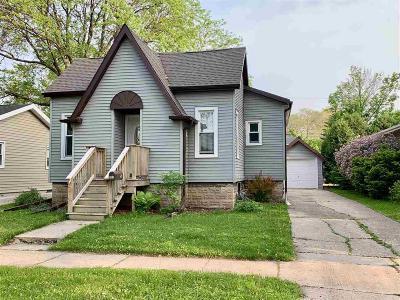 Fond du Lac County Single Family Home For Sale: 252 Boyd Street Street