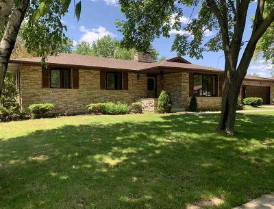 Fond du Lac County Single Family Home For Sale: 82 South St Josephs Lane Lane