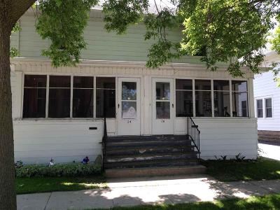 Fond du Lac County Multi Family Home For Sale: 24 Sibley Street Street