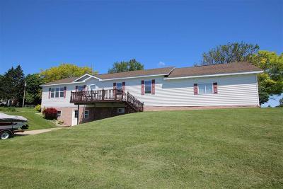 Green Lake County Single Family Home For Sale: N5869 Hillside Drive Drive