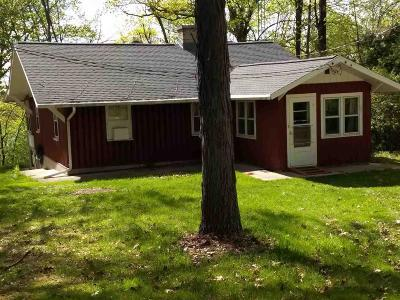 Fond du Lac County Single Family Home For Sale: N5284 Hwy 45