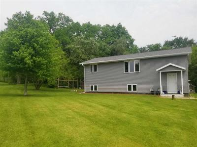 Dodge County Single Family Home For Sale: N4202 Welsh Road Road