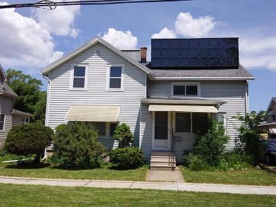 Fond du Lac County Single Family Home For Sale: 359 West Scott Street Street