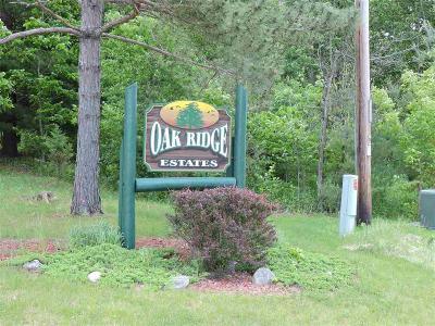 Campbellsport Residential Lots & Land For Sale: Red Oak Drive Drive