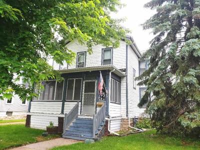 Fond Du Lac WI Single Family Home For Sale: $45,900