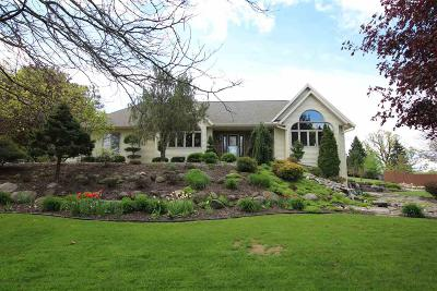 Fond du Lac County Single Family Home For Sale: W4120 Garnett Road Road