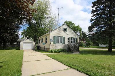Fond du Lac County Single Family Home For Sale: 415 East Johnson Street Street