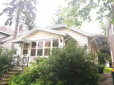 Fond Du Lac WI Single Family Home For Sale: $42,900