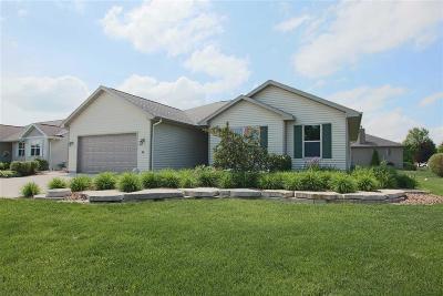 Fond Du Lac Single Family Home For Sale: 26 Southern Edge Drive Drive