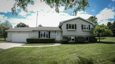 Fond Du Lac Single Family Home For Sale: W5416 Wildlife Lane Lane