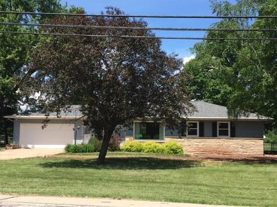 Oshkosh Single Family Home For Sale: 2898 Omro Road Road