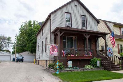Fond Du Lac Single Family Home For Sale: 376 East 2nd Street Street