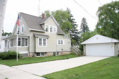 Dodge County, Fond Du Lac County Single Family Home For Sale: 81 Warner Street Street