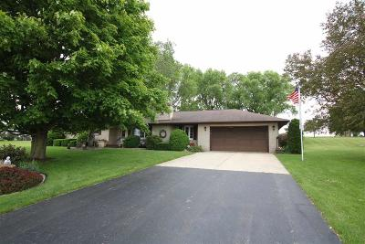 Fond du Lac County Single Family Home For Sale: W2406 Capital Drive Drive