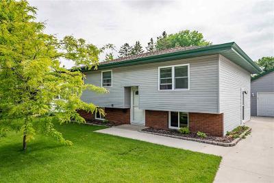 Oshkosh Single Family Home For Sale: 1120 Moreland Street Street