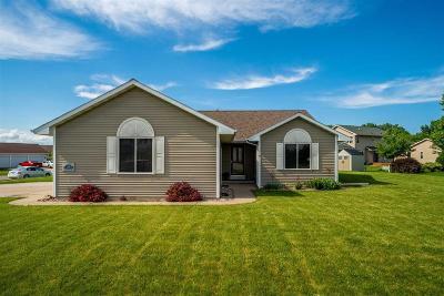 Omro Single Family Home For Sale: 1705 Jaimee Drive Drive