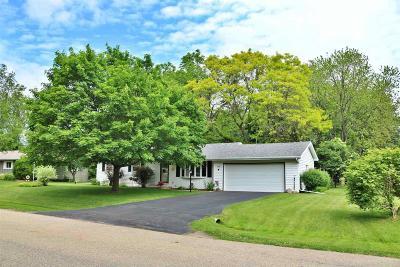 Oshkosh Single Family Home For Sale: 2896 Homestead Drive Drive