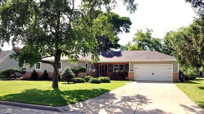 Winnebago County Single Family Home For Sale: 1071 Reed Street Street