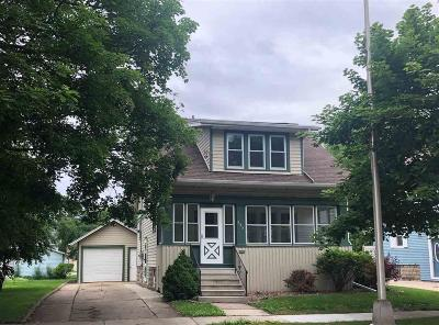 Fond du Lac County Single Family Home For Sale: 225 East 9th Street Street